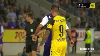 Paco Alcácer Debut vs. Vfl Osnabrück | 06.09.2018 | FULL HD