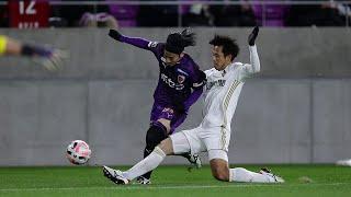 京都サンガF.C.vsツエーゲン金沢 J2リーグ 第41節