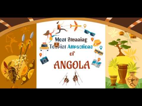 Tourist Attractions of Angola - Air Africa