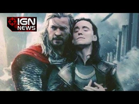 IGN News - Chinese Movie Theater Uses Fan-Made Thor 2 Poster