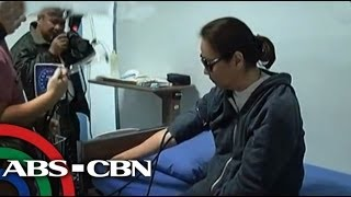 PNP spent P130,000 for Napoles check-up?