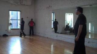 Wing Chun Haymaker defense 1