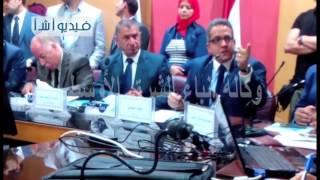 بالفيديو  وزير الاثار ندرس فتح المتاحف ليلا لتنشيط السياحة وزيادة الدخلX