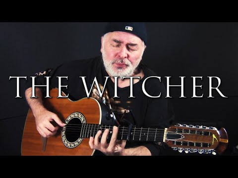 Toss A Coin To Your Witcher – epic 12 string fingerstyle guitar