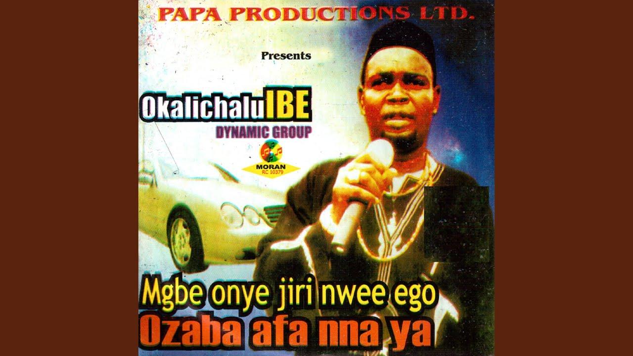 Download Mgbe Onye Jiri Nwee Ego
