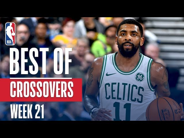 NBA's Best Crossovers | Week 21