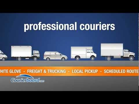 How to Locate A Courier Company  - National Courier Service Network