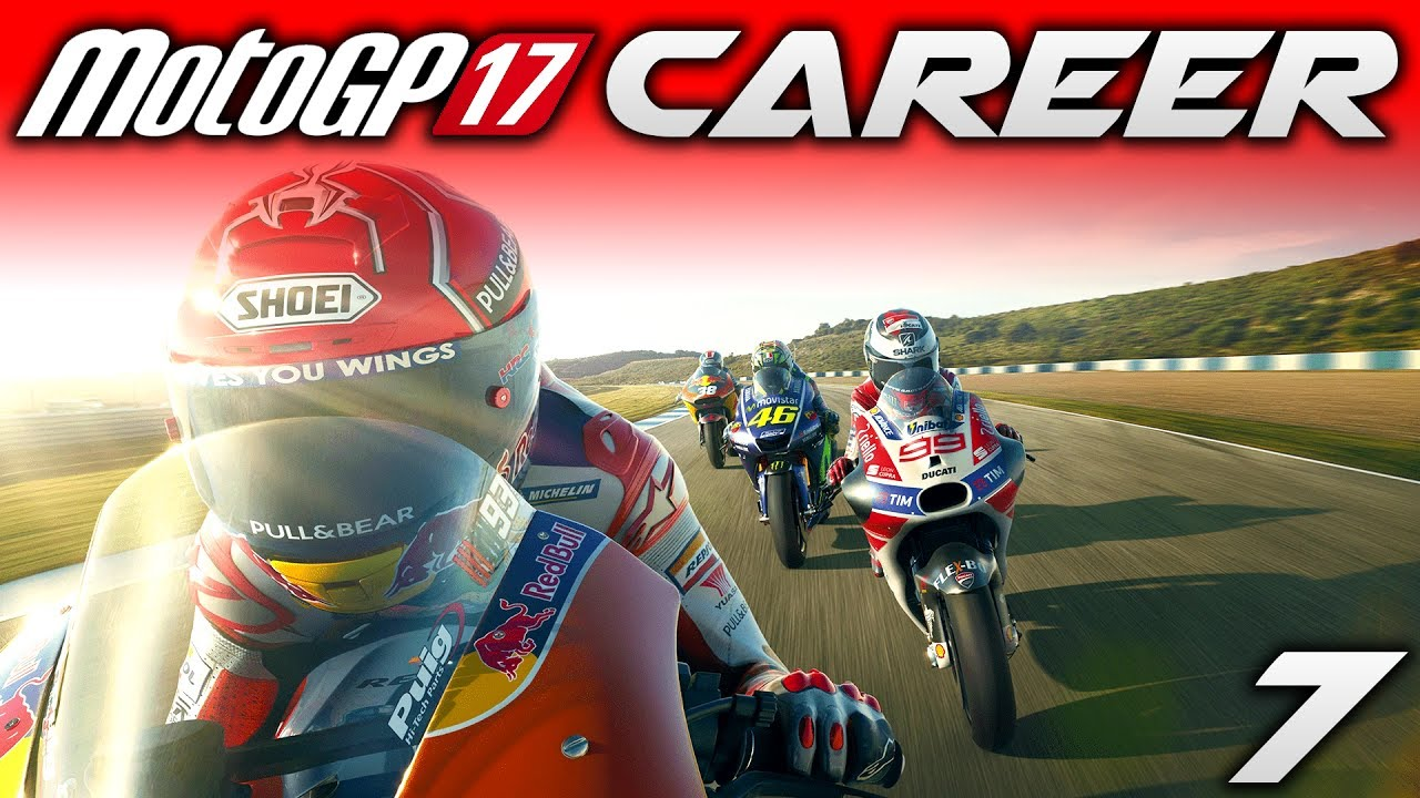 MotoGP 17 Career Mode #7: Moto3 Mugello! (Rider Career Mode Gameplay) - YouTube