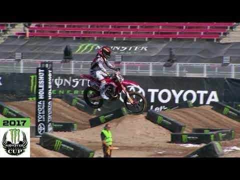 2017 - Monster Energy Cup - Gajser talks about preparation
