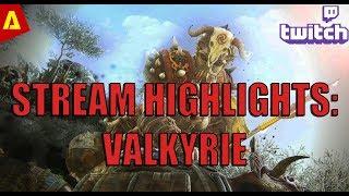 Stream Highlight: High Level Valkyrie