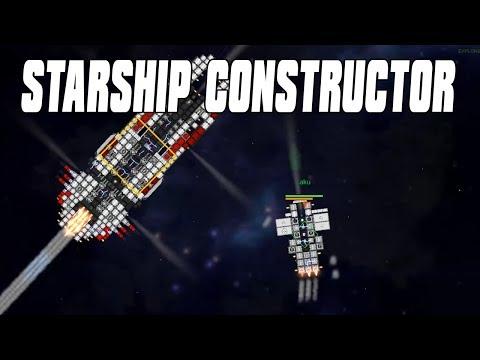 THE ULTIMATE STARSHIP DESIGNER - STARSHIP CONSTRUCTOR