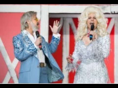 Matt Lauer as Dolly Parton! Michael Strahan  Today Show and GMA Hosts Reveal Epic Halloween Costumes
