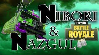 Fortnite : Battle Royale Duo | Solo Nazgul & Nibori