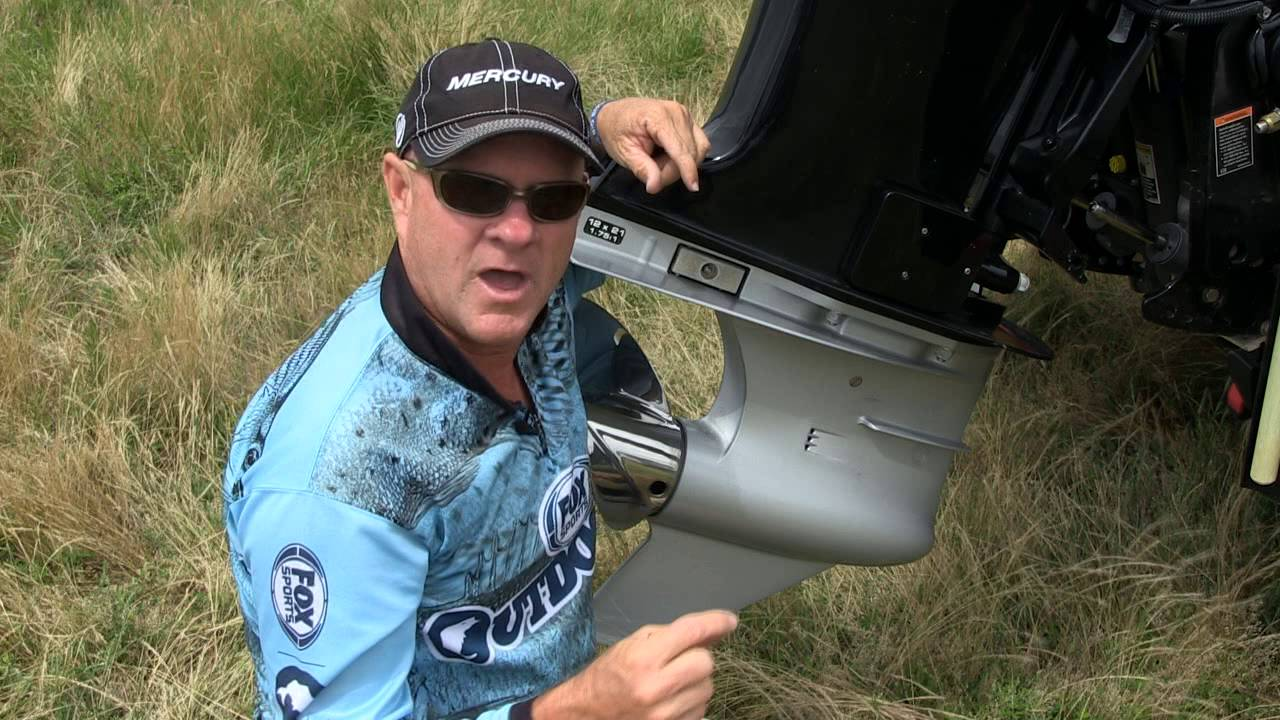 Cooling Features of Mercury 250 Pro XS with Barry Stokes