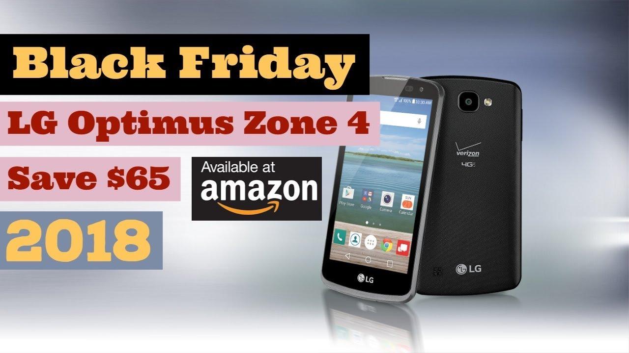 LG Optimus Zone 4: Save $65 On Black Friday 2018
