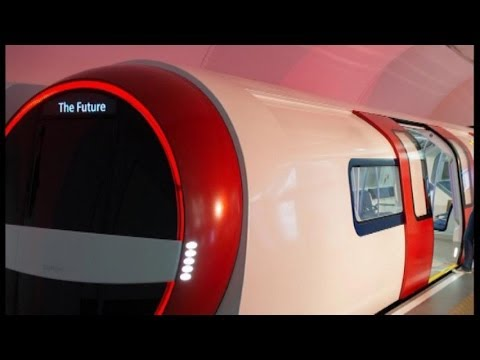The Underground Commute of the Future