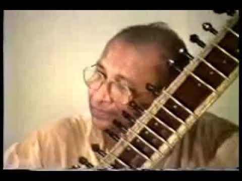 [Video] Mishra Khamaj by Pandit Nikhil Banerjee and Pandit Anindo Chatterjee on Tabla