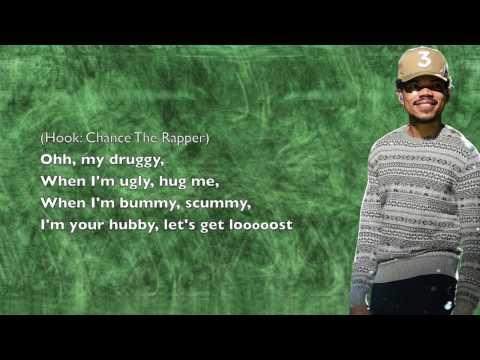 Chance The Rapper - Lost (ft. Noname) - Lyrics