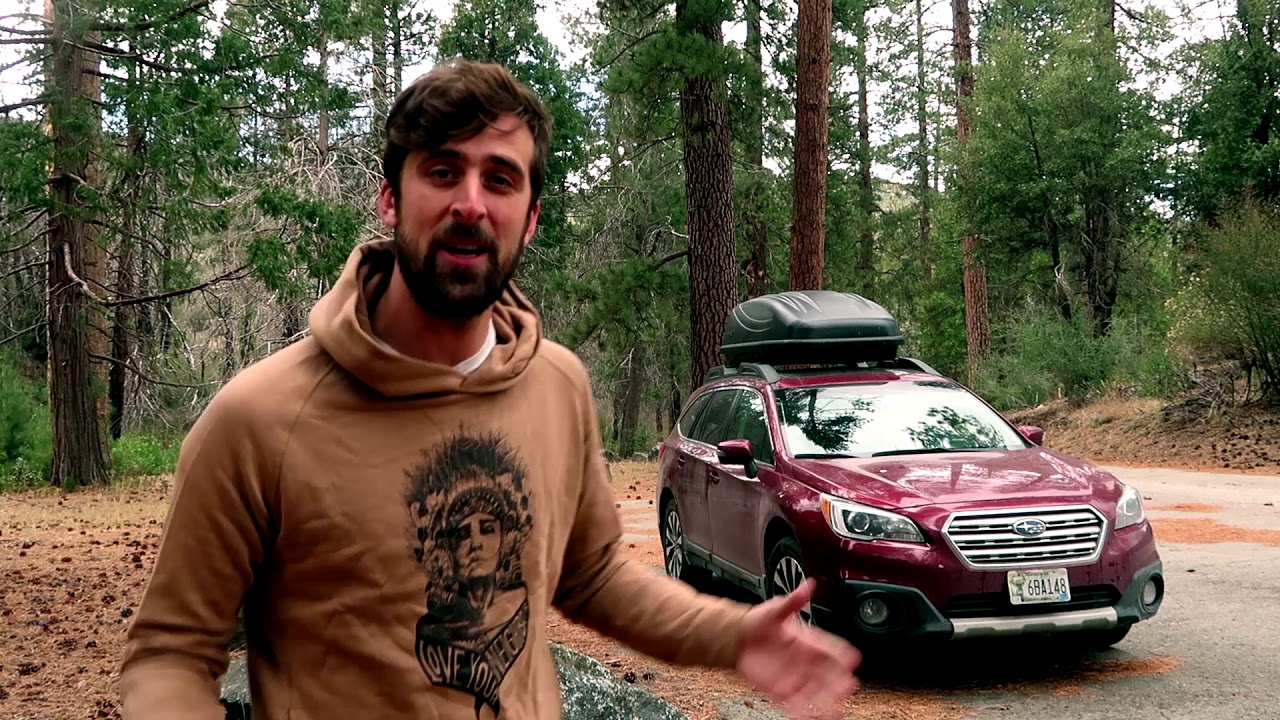 Car Camping Hacks #1 : My full car camping setup