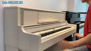 Review Piano Điện Roland Lx705GP    Piano cao cấp    Nhạc cụ Anton Music   Zalo: 0943633281