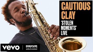 Baixar Cautious Clay - Stolen Moments (Live) | Vevo DSCVR Artists to Watch 2020