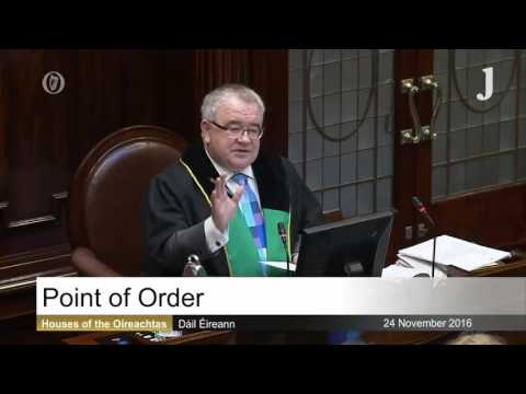 Dáil suspended over Irish Water row