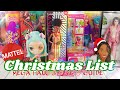 Unbox Daily: Mattel Christmas List MEGA HAUL & Buyers Guide