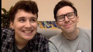 Dan and Phil's Younow Nov 8