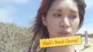 Black's Beach Nude Beach Closure?