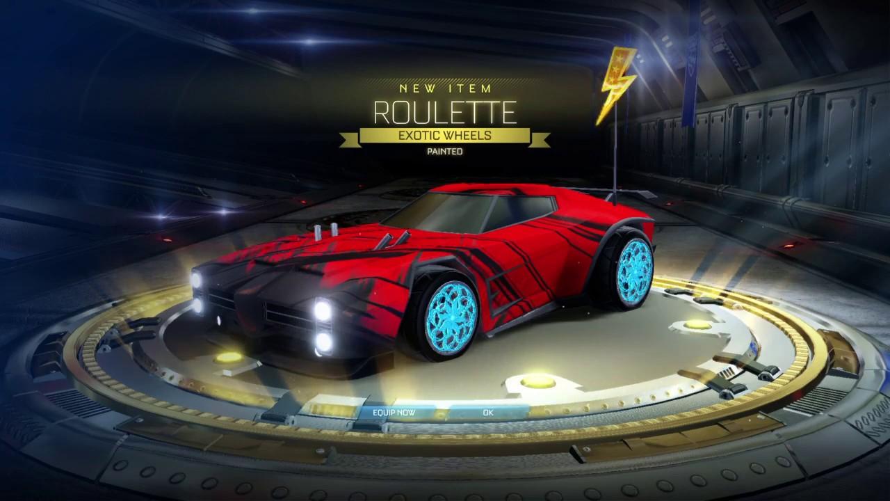 Rocket Roulette - Mobil6000