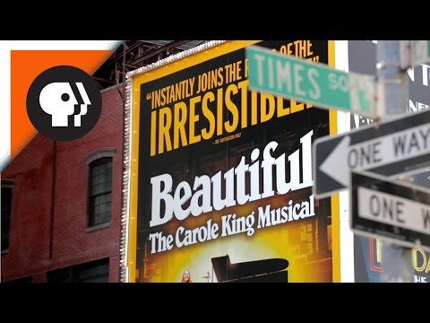 Carole King's First Reaction to Beautiful: The Carole King Musical