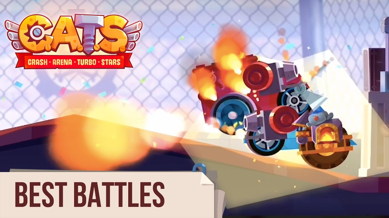 C.A.T.S. — Best Battles #203