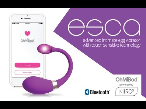 OhMiBod Esca Powered By Kiiroo