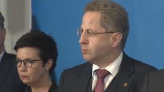 KOALITIONSKRISE: Geht Hans-Georg Maaßen jetzt freiwillig?