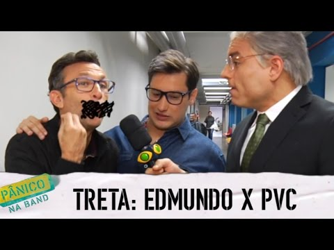 TRETA DA SEMANA: EDMUNDO X PVC (C/ MERCHAN NEVES E CRAQUE NETO)