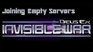 JES - Deus Ex : Invisible War pt. 9 : I won