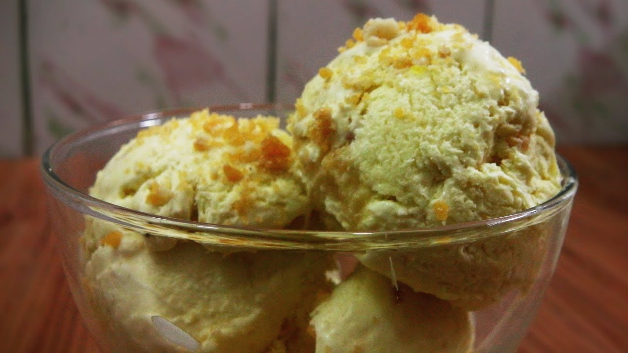 Butterscotch ice cream recipe low fat ice creams without ice youtube premium ccuart Image collections