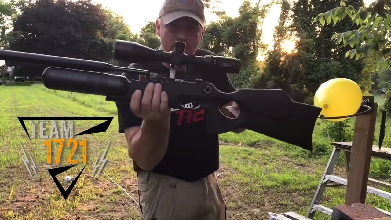 fx crown accuracy – shooter1721