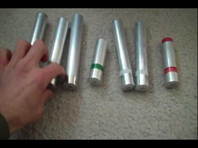 26 5mm Flare Pistol & Reloading Munitions