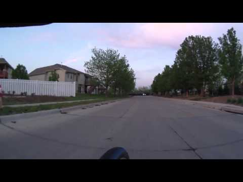 Test Video: Ride from Trek Store of Omaha (Papillion) to Home