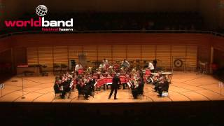 Swiss Open Brass Band Champion 2014 - Brass Band 13 Etoiles - Russian Easter Festival