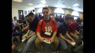 Washington Junior High Book Talk Speed Dating