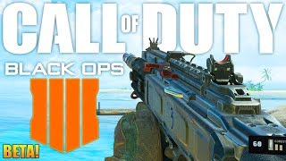 CALL OF DUTY: BLACK OPS 4 BETA  MULTIPLAYER GAMEPLAY - NEW BO4 PS4 GAMEPLAY