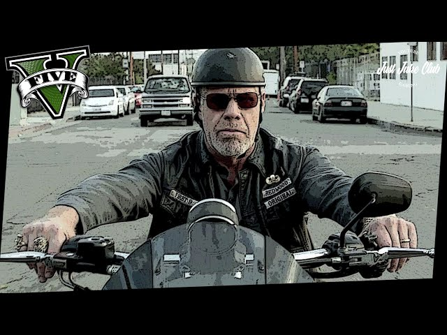 Clay Morrow Sons Of Anarchy Character Creation Tutorial Gta 5