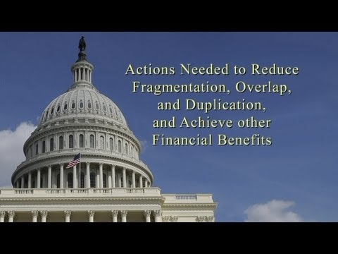 GAO: Comptroller General Testifies to U.S. House on Government Efficiency and Effectiveness