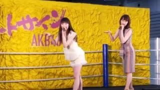 6/10 西潟茉莉奈&荻野由佳ステージ『ミニミニパジャドラ』