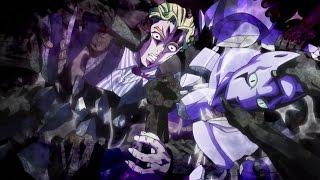 【HD】ジョジョ: Yoshikage Kira Gets Dragged to Hell
