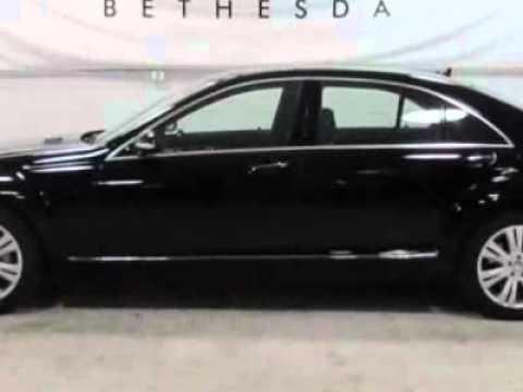 2009 mercedes benz s class s550 4matic sedan bethesda for Mercedes benz bethesda md