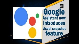 Google Assistant now introduces visual snapshot feature - #Technology ...