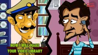 RJ Naved in 'Murga and Sunny Ki New Porn Movie'